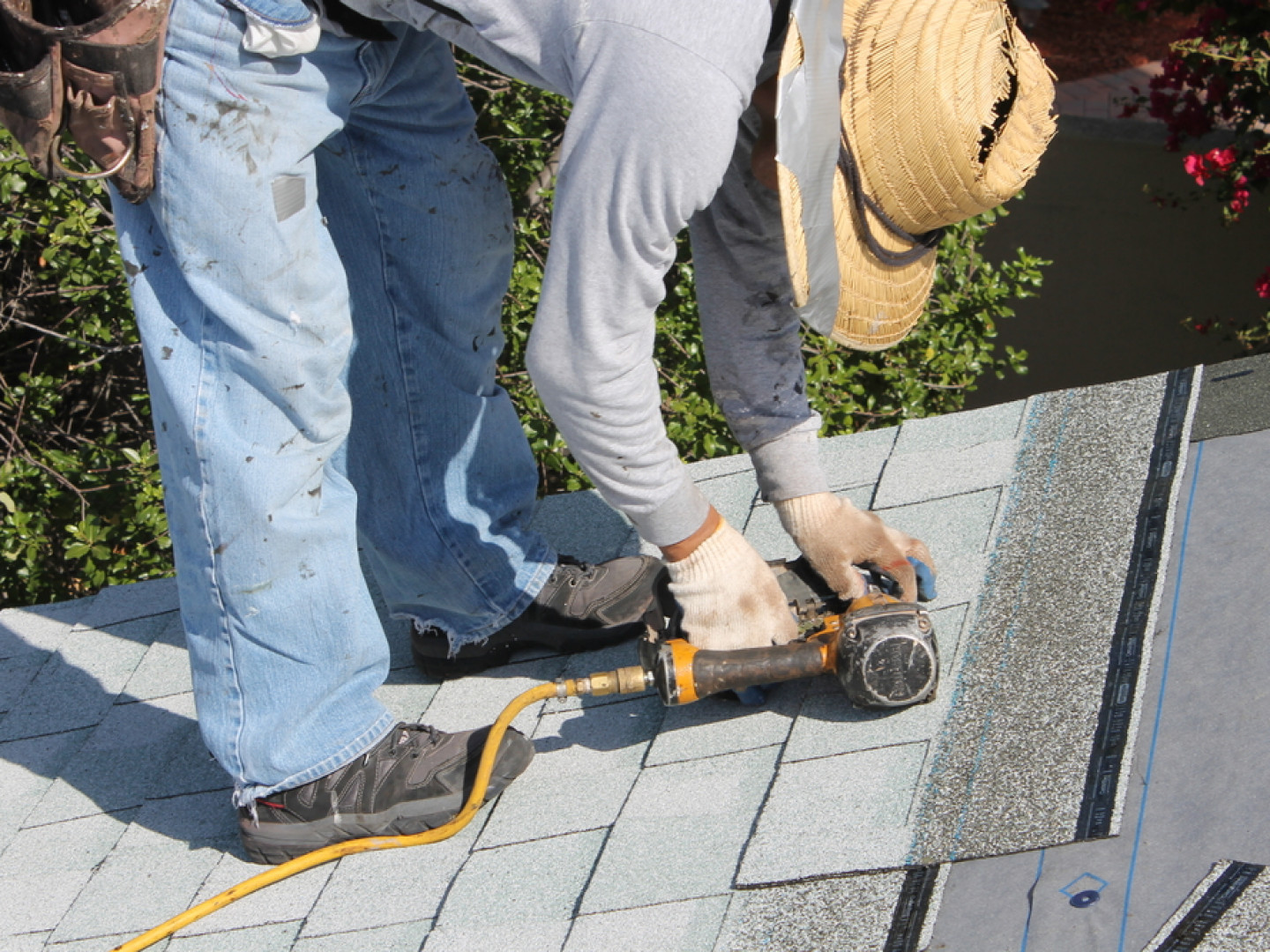When to call for roof repair